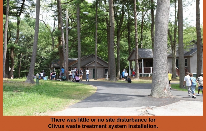 Salvation Army Camp Wonderland Makes Old Cabins New And