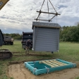 Setting C-11 building on composter