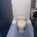 Foam-flush toilets are not scary! :-)