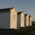 Restrooms at East Beach