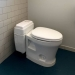 3-oz foam-flush toilet